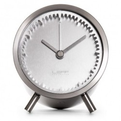 Tube clock (stÅl)