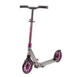 Urban Flex løbehjul MY Hood - Grå/Pink