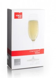 Vacuvin Champagne Glas 2 stykker