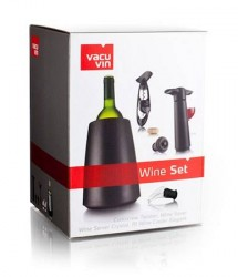 Vacuvin Wine Sæt