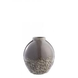 Vase Clary 21 cm Mørkegrå