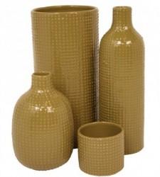 Vase large dotty (grØn)