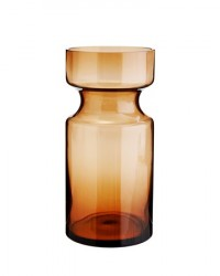 Vase Ø 18,5 cm - Grå