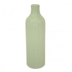 Vase tall dotty (mint)
