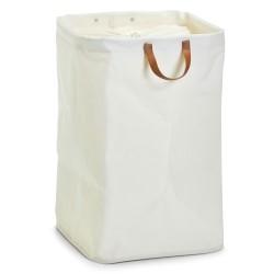 Vasketøjskurv - hvid
