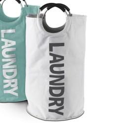 Vasketøjskurv Laundry - hvid
