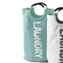Vasketøjskurv Laundry - mint