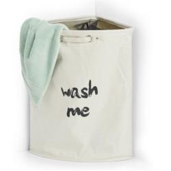 Vasketøjskurv til hjørne