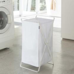 Vasketøjskurv Tower - hvid