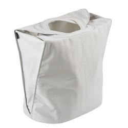 Vasketøjskurv Zone - soft grey