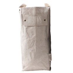 Vasketøjspose UASHMAMA - grå