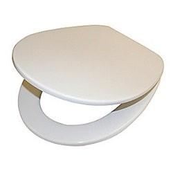 V&B Omnia Classic sæde - hvid