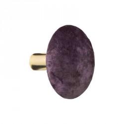 Velvet knage l (grape)