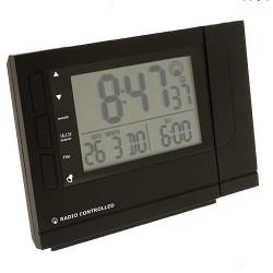 Ventus projektor vækkeur og termometer - Model W018