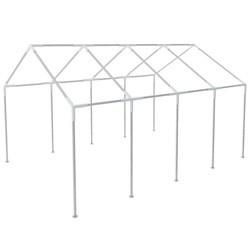 vidaXL Frame for 8x4 m Marquee Steel