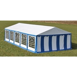 vidaXL Party Tent 10 x 5 m Blue