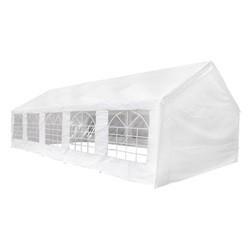 vidaXL Party Tent 10 x 5 m White