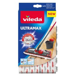 Vileda 2i1 mikrofiberpude - UltraMax - 1 stk.