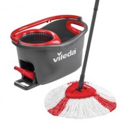 Vileda rengøringssæt - Vileda EasyWring Turbo Spinmop