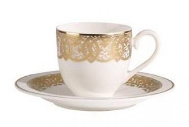 Villeroy & Boch Golden Oasis Espresso Kop&Underkop 2pcs