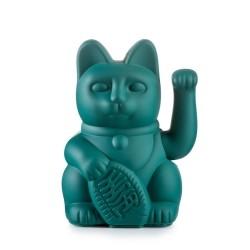 Vinkekat Lucky Cat - grøn