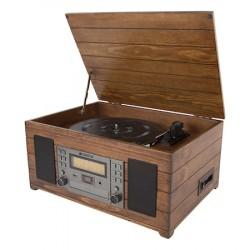 Vinylafspiller Multifunkt. Retro