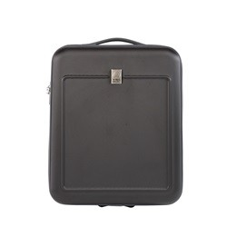 Visa Delsey Easy fly 2-hjuls trolley 50 cm sort