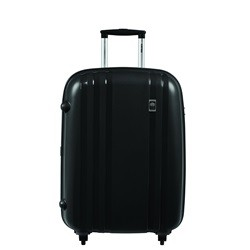 Visa Delsey Zip 4-hjuls trolley sort