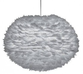 Vita Eos large lampe - Grå