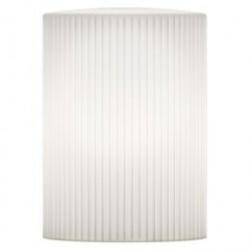 VITA lampeskærm - Ripples - Cusp - Hvid
