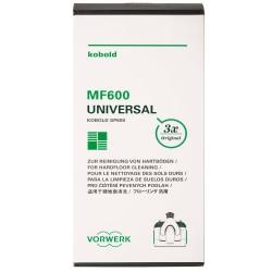 Vorwerk universal-mikrofibermopper - MF600/601 - 3-pak