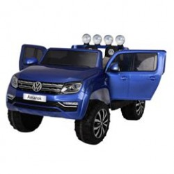 VW elbil - Amarok - Blå