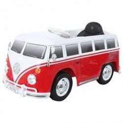 VW elbil - Bus - Rød