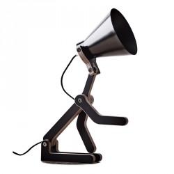 Waaf lampe (sort)