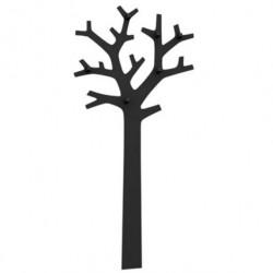 Wallsticker trÆ m/6 kroge