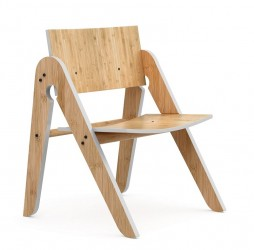 We Do Wood - Lilly´s børnestol - Bambus