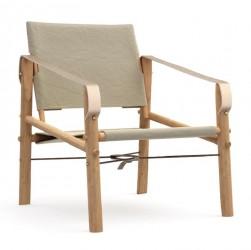 We Do Wood - Nomad Loungestol - Beige