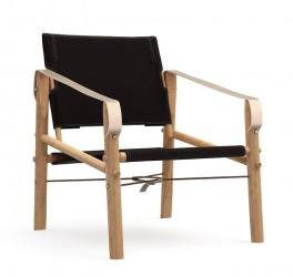 We Do Wood - Nomad Loungestol - Sort