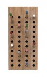 We Do Wood - Scoreboard small - Bambus