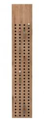 We Do Wood - Scoreboard vertical - Bambus