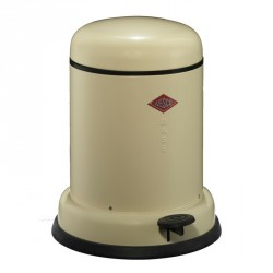 Wesco baseboy pedalspand (mandel/8 ltr.)