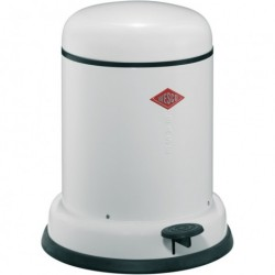 Wesco baseboy skraldespand 8 l (hvid)