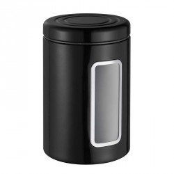 Wesco opbevaringsdÅse sort (2 liter)