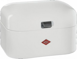 Wesco single grandy brØdkasse (hvid)