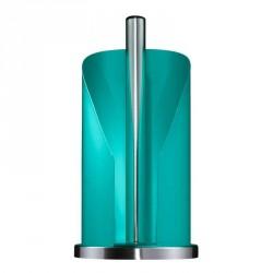 Wesco toilet-/kØkkenrulleholder (turkis)