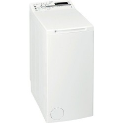 Whirlpool TDLR6030SEU/N Topbetjent Vaskemaskine - Hvid