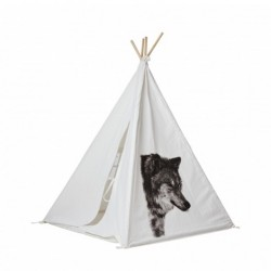 Wolf tipi