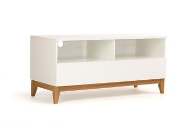 Woodman - Blanco Tv-bord - Hvid