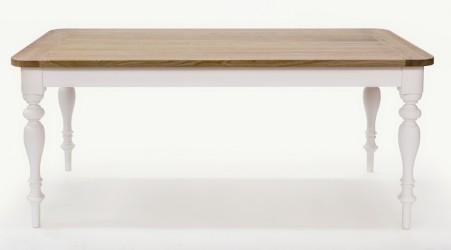 Woodman - Hertford Spisebord - Hvid