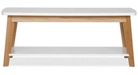 Woodman - Kensal Sofabord - Hvid